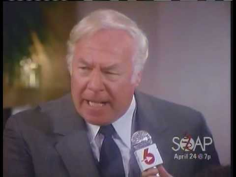 """George Kennedy - Dallas - Carter McKay #12 - """"Don't give me that crap """""""