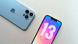 My iPhone 13 Pro Max Review - Easy Upgrade!