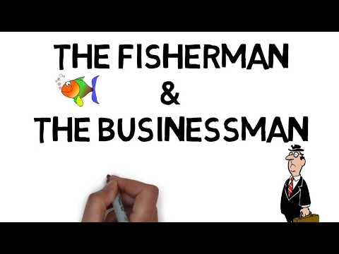 The Fisherman and the Businessman