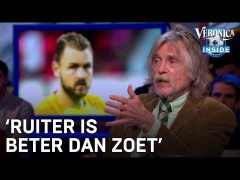 Johan zou Ruiter opstellen in plaats van Zoet | VERONICA INSIDE