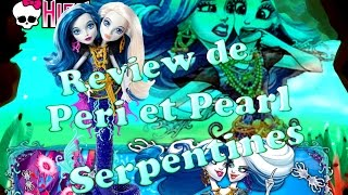 "Review ""Peri et Pearl Serpentine: Glow In The Dark"" (Great Scarrier Reef)"
