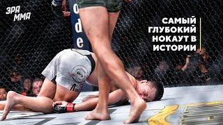 Топ-10 Лучших Нокаутов в Полулегком Весе UFC