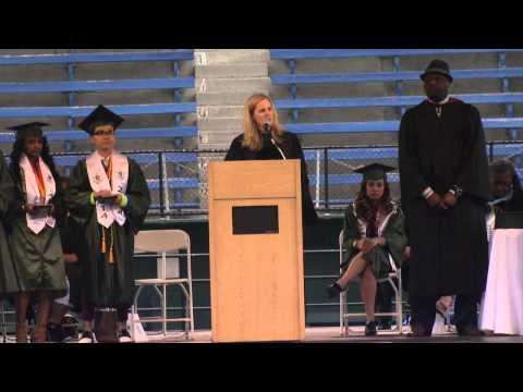 Franklin High School Graduation 2014