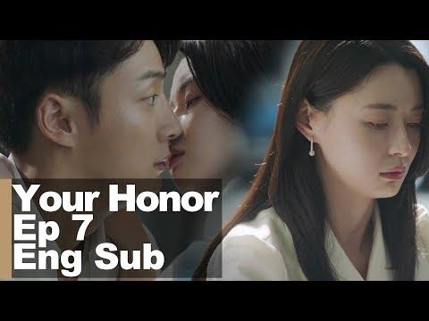 kwon-na-ra-suddenly-kisses-yoon-shi-yoon-[your-honor-ep-7]
