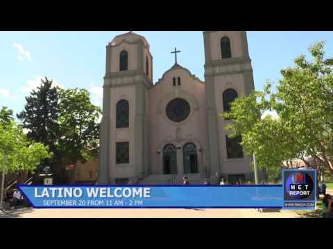 Latino Welcome