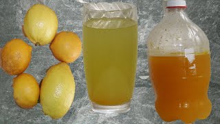 Lemon Cordial Recipe#1,1 - Making(24/09/2014)