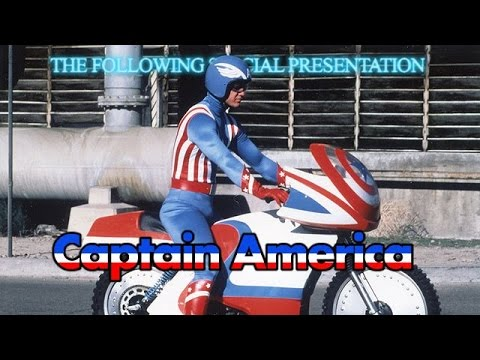 Captain America 1979   The Following Special Presentation