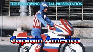 Captain America (1979) Review - The Following Special Presenta…