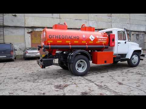 Навесное оборудование на автотопливозаправщик АТЗ 4,9 - Ленкомтех