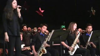 Download Lagu Louisa Sings Live With School Jazz Band MP3