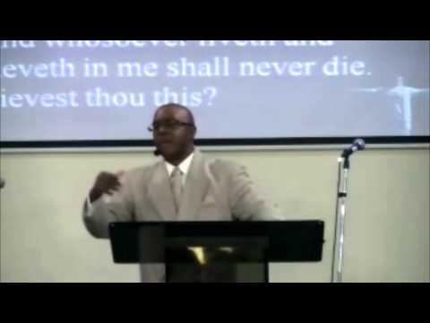Pastor Whitehurst