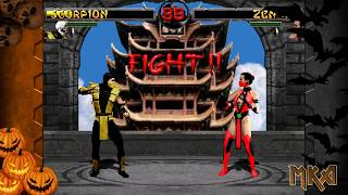 Mortal Kombat Evolution by Aice Man with download link