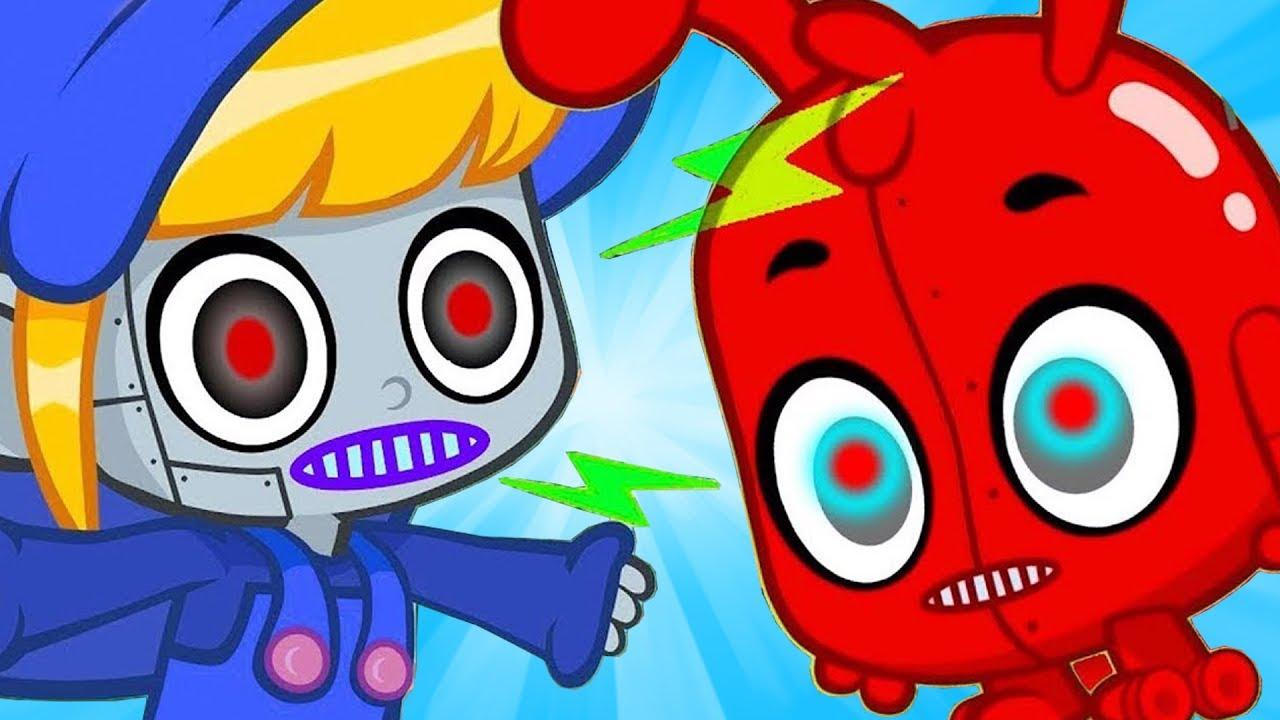 Mila The Robot + More Morphle Full Episodes LIVE - My Magic Pet Morphle | Kids Cartoons | Morphle TV