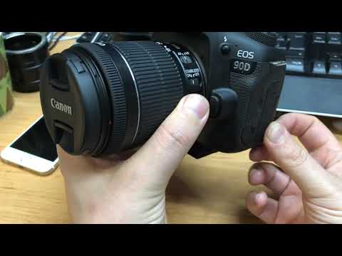 Canon EOS 90D Firmware Update