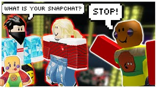 Stopping Online Daters chez Club Insanity (Roblox Exploiting)