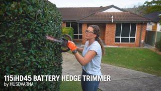 HUSQVARNA 115ihd45 - Battery Hedge Trimmer