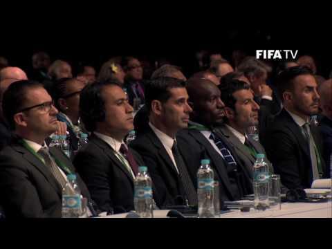 A FIFA Congress to drive football forward