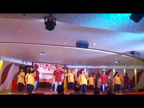 Women's day performance 2017 at vijaya bank