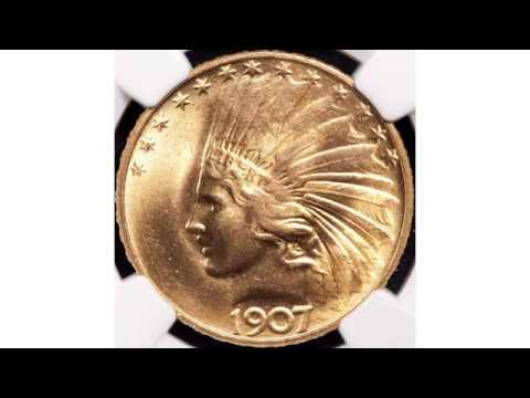 The History Of The Indian Head Eagle Gold Coin 1907 To 1933