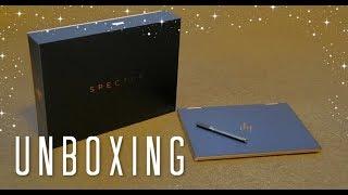 HP Spectre x360 Laptop Unboxing
