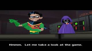 Teen Titans [PS2][HD] Gameplay