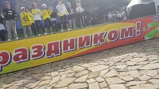 """День города2019 Нижний Тагил""""Джинсовый кот"""""""