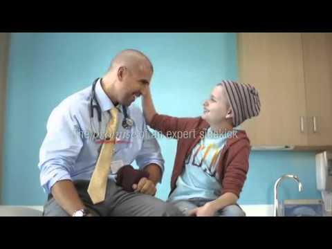 Nemours Children's Hospital Side Kick Commercial