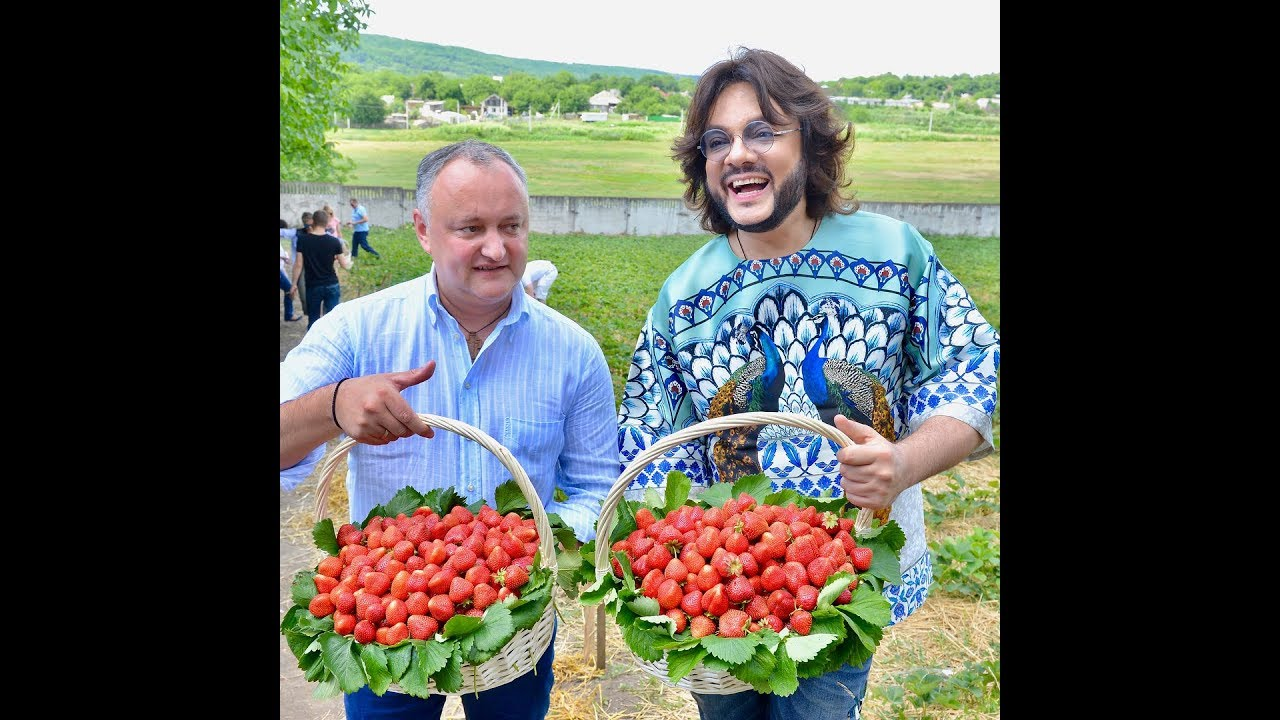 Philip Kirkorov is on a tight diet 12/10/2009 94