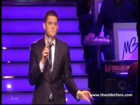MICHAEL BUBLE -  HOLD ON [ROYAL VARIETY PERFORMANCE 16.12.09]