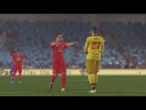 """PES 2016 Master League #1 """"Nepal Vs Crystal Palace/Leicester City"""""""