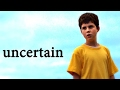 Uncertain - gay themed short film