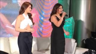"""Denise Laurel & Vina Morales sing """"Nasaan Ka Nang Kailangan Kita"""" theme song"""