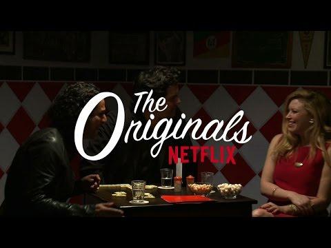 The Originals: Natasha Lyonne, Wagner Moura y Naveen Andrews