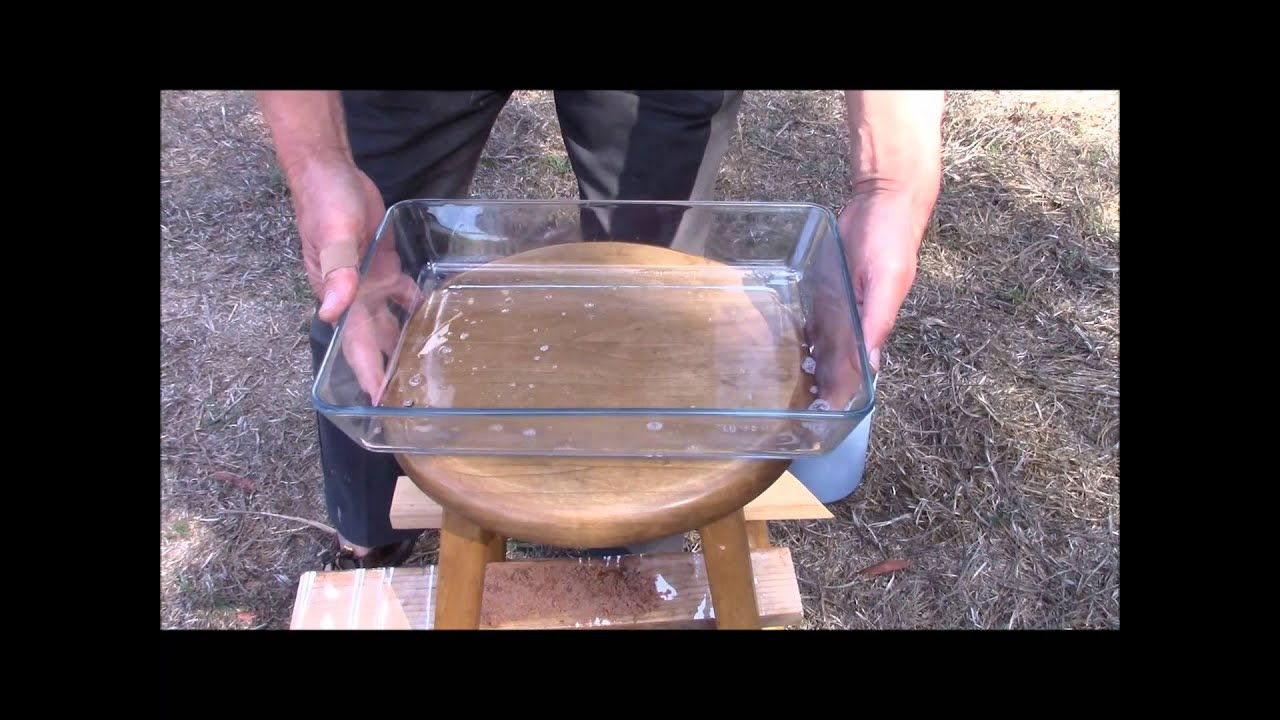 Simple and Effective Yellow Jacket Trap - YouTube