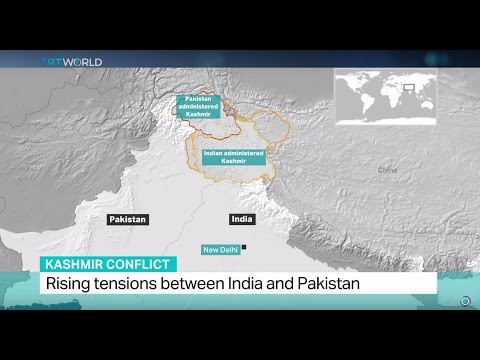 Kashmir Conflict: Rising tensions between India and Pakistan