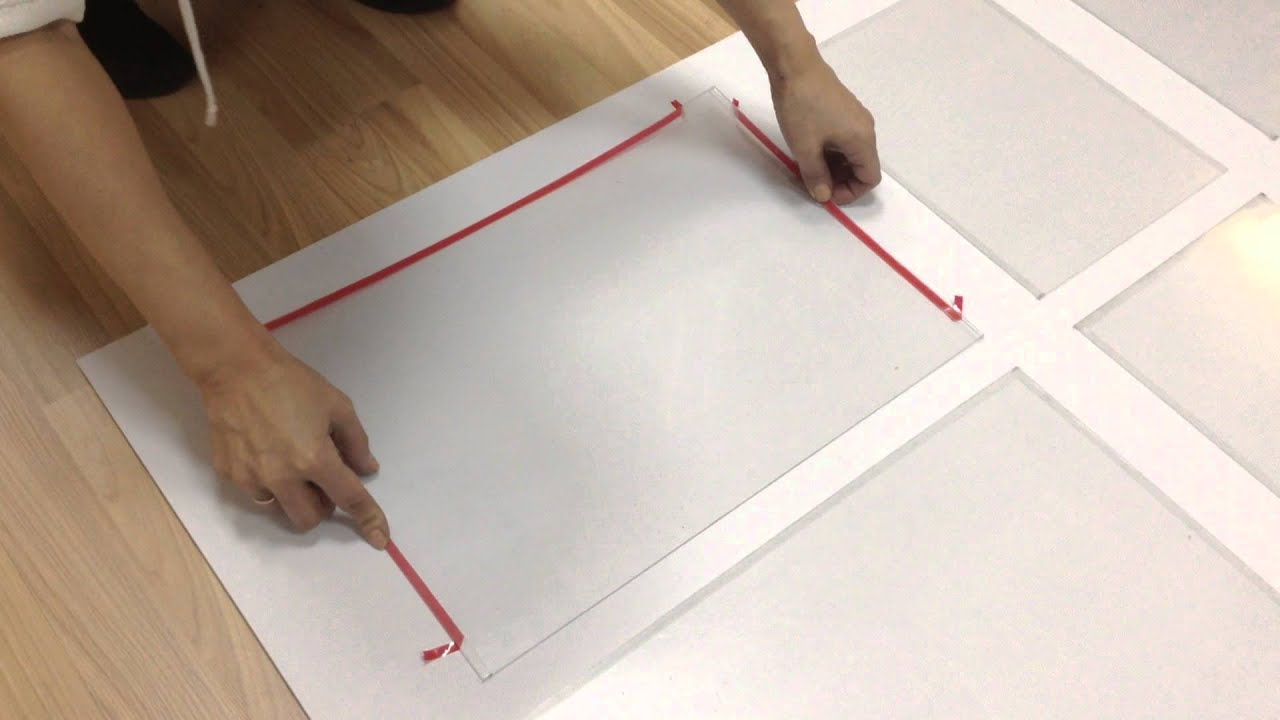 Видео как сделать стенд своими руками