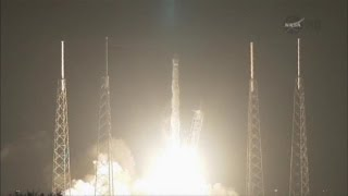 Liftoff: SpaceX Launches First 3-D Printer to ISS