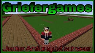 Jeder Anfang ist schwer / Ich brauche doch nur Holz 😂 / Griefergames /Minecraft (Deutsch)| Saptor