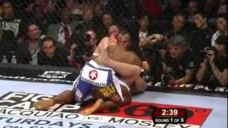 Nick Diaz vs Paul Daley FULL FIGHT