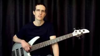 """Walking Jazz Standards #13: """"Take The 'A' Train"""" - Bass Guitar Lesson"""