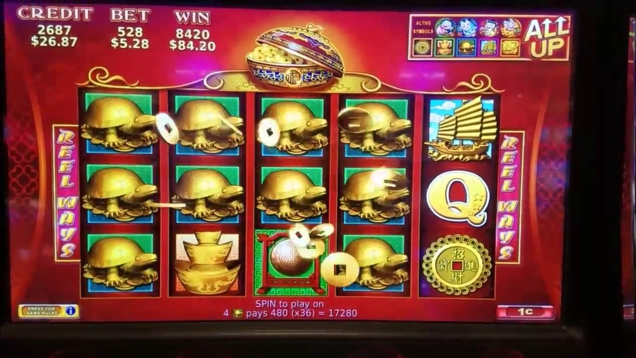 88 Fortune Slot Machine