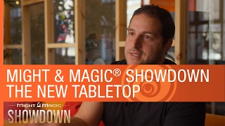 Might and Magic® Showdown: The New Tabletop