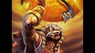 gods of egypt: Complete story of EGYPTIAN Gods :part 1 # Sun God RA