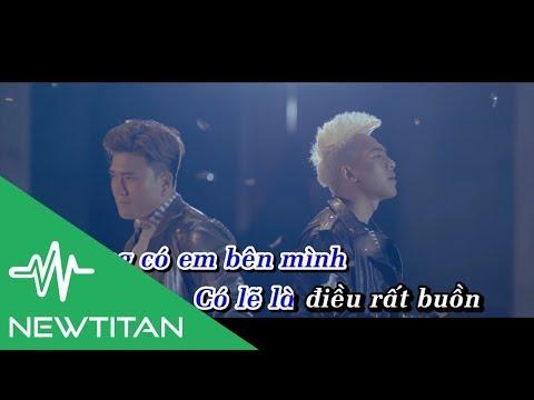[Karaoke] Bên Nhau Thật Khó - Châu Khải Phong ft. Khang Việt [Beat]