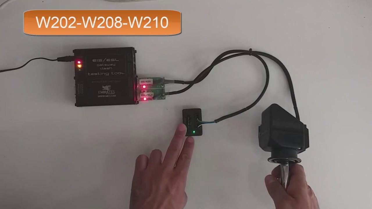 MK3 Mercedes Benz ESL ELV Universal Steering Lock Emulator for W202 W208  W210