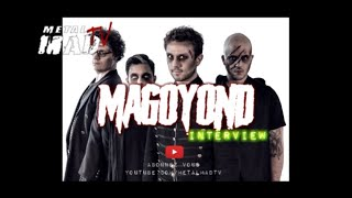 MAGOYOND │INTERVIEW PARIS 2019