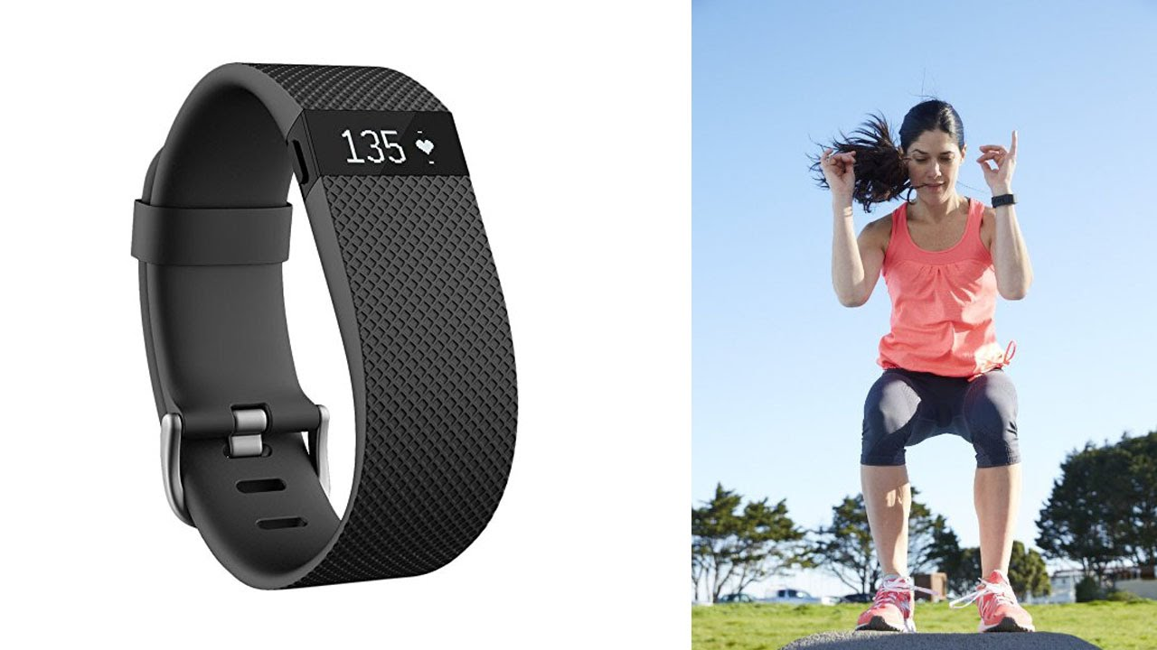 fitbit charge hr reviews 2016