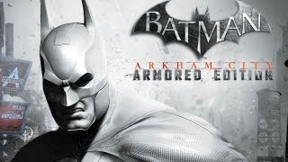 CGR Undertow - BATMAN: ARKHAM CITY: ARMORED EDITION review for Nintendo Wii U