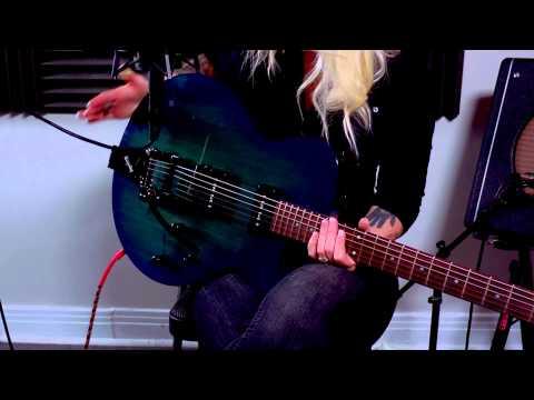 Brooke Miller talks about her XXL guitar