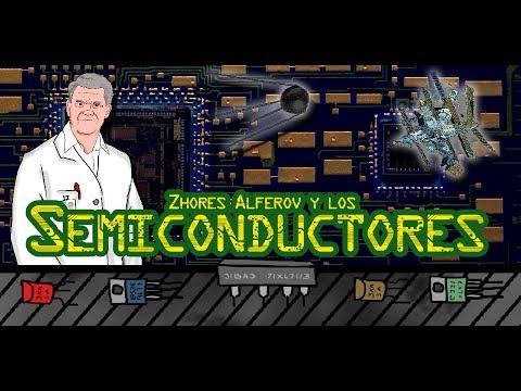 Zhores Alferov y los Semiconductores - Bully Magnets